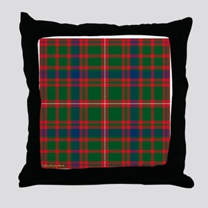 MacDougall Clan Throw Pillow