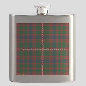 MacDougall Clan Flask