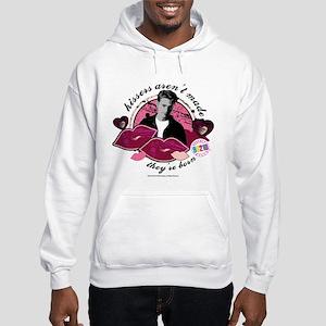 90210: Brandon Walsh Kisses Hooded Sweatshirt