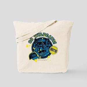 90210: Go Wildcats Tote Bag