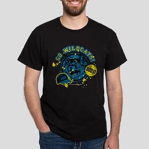90210: Go Wildcats Dark T-Shirt
