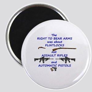 Right to Bear Arms Magnet