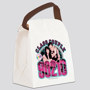 90210: Class Couple Canvas Lunch Bag