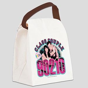 90210: Class Couple Canvas Lunch Bag