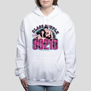 90210: Class Couple Women's Hooded Sweatshirt