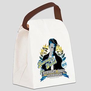 90210: Brandon Walsh Canvas Lunch Bag