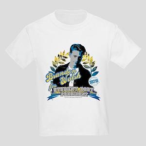 90210: Brandon Walsh Kids Light T-Shirt