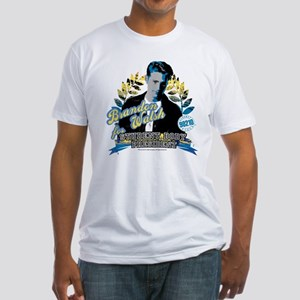 90210: Brandon Walsh Fitted T-Shirt
