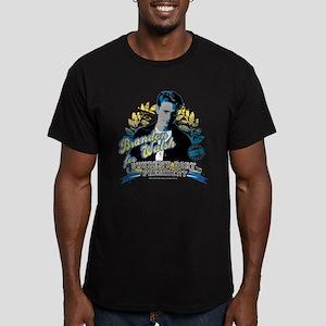 90210: Brandon Walsh Men's Fitted T-Shirt (dark)