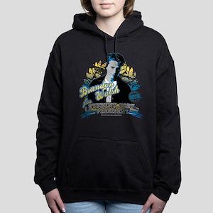 90210: Brandon Walsh Women's Hooded Sweatshirt