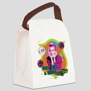 90210: Kelly Taylor Boys,Cars, an Canvas Lunch Bag