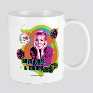 90210: Kelly Taylor Boys,Cars, and Mone Mug