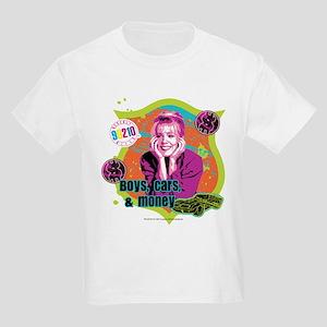 90210: Kelly Taylor Boys,Cars, Kids Light T-Shirt
