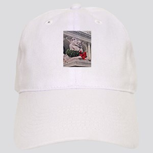 New York Public Library Lion Baseball Cap