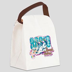 90210: Beach Babes Canvas Lunch Bag