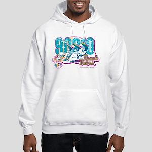 90210: Beach Babes Hooded Sweatshirt