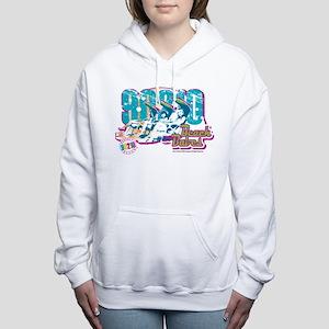90210: Beach Babes Women's Hooded Sweatshirt
