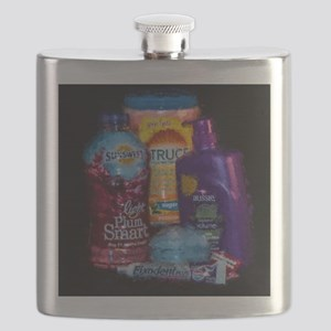 The Golden Years Flask
