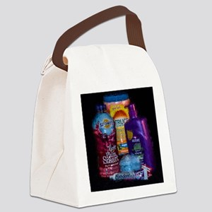 The Golden Years Canvas Lunch Bag