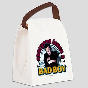 90210: Dylan McKay Bad Boy Canvas Lunch Bag