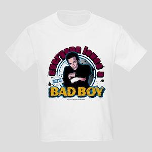 90210: Dylan McKay Bad Boy Kids Light T-Shirt