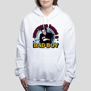 90210: Dylan McKay Bad B Women's Hooded Sweatshirt