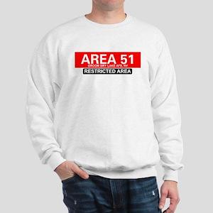 AREA 51 - GROOM LAKE Sweatshirt