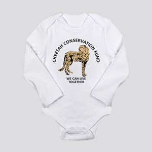 Cheetah-Conservation-Fund-Logo Body Suit