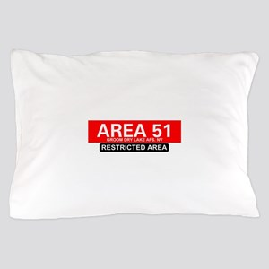 AREA 51 - GROOM LAKE Pillow Case
