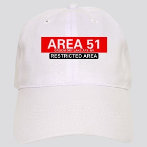 AREA 51 - GROOM LAKE Cap