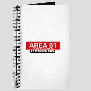 AREA 51 - GROOM LAKE Journal