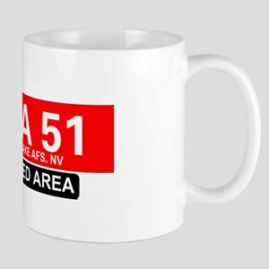 AREA 51 - GROOM LAKE Mugs