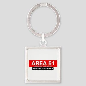 AREA 51 - GROOM LAKE Keychains