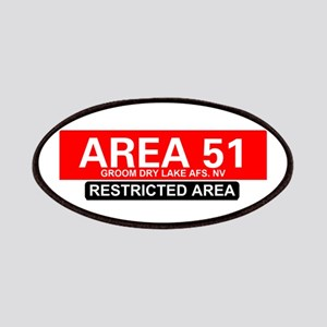 AREA 51 - GROOM LAKE Patch