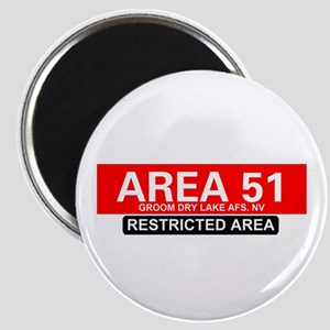 AREA 51 - GROOM LAKE Magnets