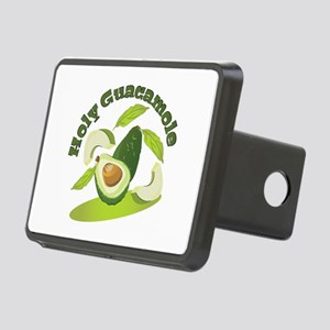 Holy Guacamole Hitch Cover