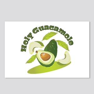 Holy Guacamole Postcards (Package of 8)