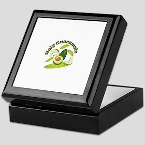 Holy Guacamole Keepsake Box