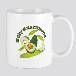 Holy Guacamole Mugs