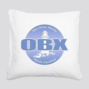 OBX2 Square Canvas Pillow