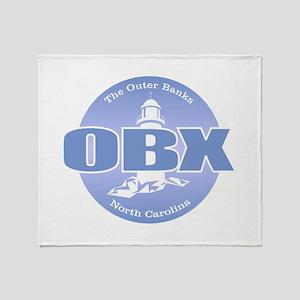 OBX2 Throw Blanket