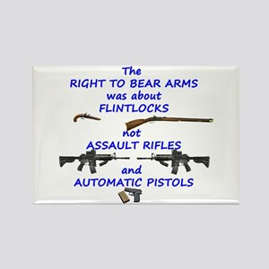 The Right to Bear Arms Magnets