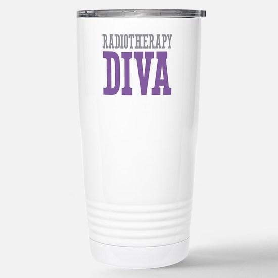 Radiotherapy DIVA Stainless Steel Travel Mug