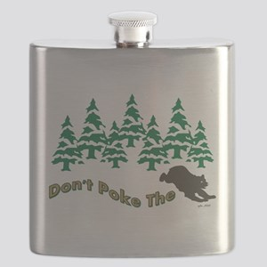DONT POKE THE BEAR Flask