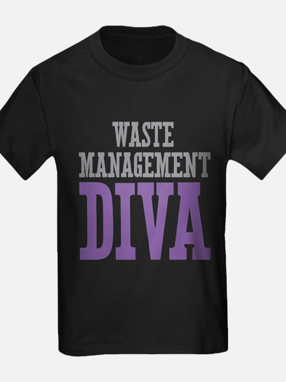 Waste Management DIVA T-Shirt
