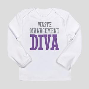 Waste Management DIVA Long Sleeve T-Shirt