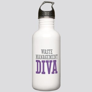 Waste Management DIVA Stainless Water Bottle 1.0L