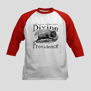 Divine Providence - Kids Baseball Jersey