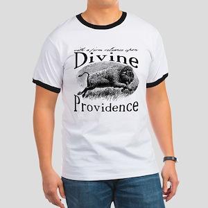 Divine Providence - Ringer T T-Shirt