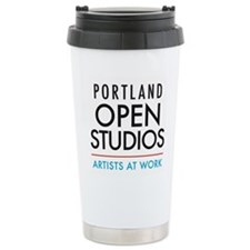 Artists At Work Travel Mug Mugs